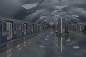 Система вагонного видеонаблюдения метрополитена